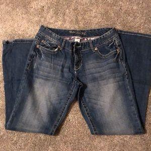 Jeans boot cut